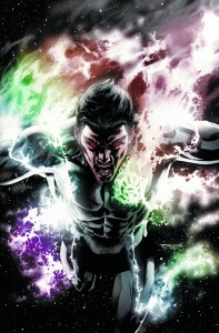 green lantern new guardian annual