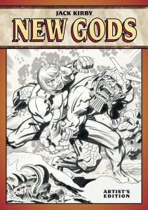 jack kirby new gods