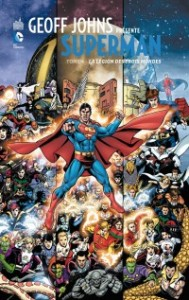 Geoff Johns Superman 4