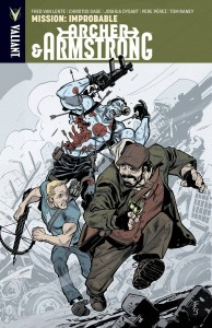 archer & armstrong tp 5