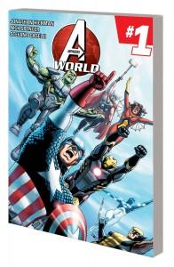avengers world tp 1