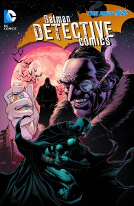 detective comics tp