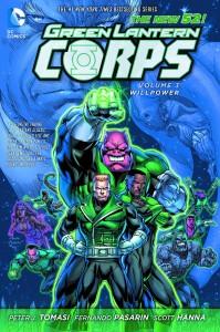 green lantern corps tp 3
