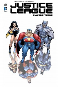 justice league earth 2