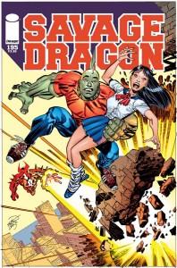 savage dragon 195