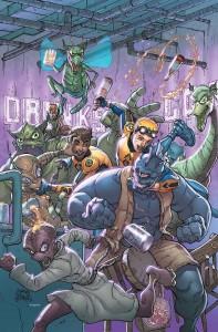 avengers world 9