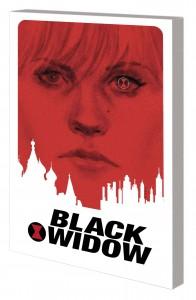 black widow tp 1