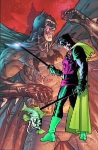 damian son of batman hc