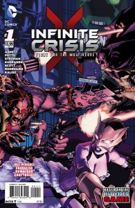 infinite crisis fight for the multiverse 1