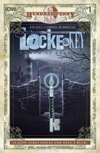 locke & key crown 100 penny