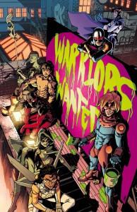 new warriors 7