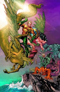 aquaman annual 2