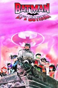 batman lil gotham tp 2