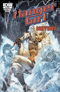 danger girl mayday 3