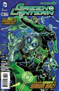 green lantern 34