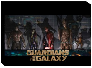 marvels guardians galaxy art of movie hc