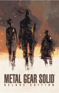 metal gear solid dlx ed hc