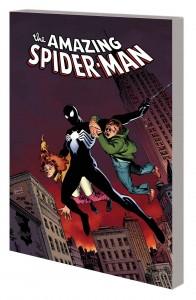 spider-man complete alien costume saga tp