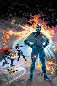 uncanny avengers 22
