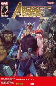 Avengers Universe 15 (1-2)