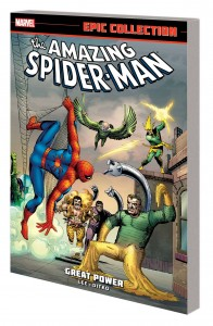 amazing spiderman epic coll