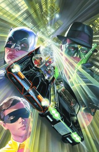 BATMAN 66 MEET GREEN HORNET