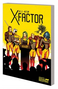 all new x-factor tp