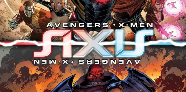 avengers and x-men axis 1