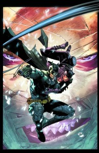 batman eternal 27