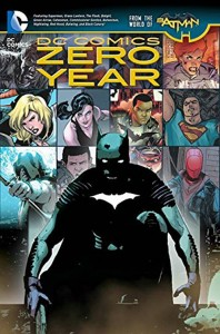 dc comics zero year