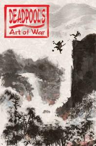 deadpool art of war