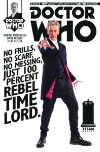 doctor who 12th 1