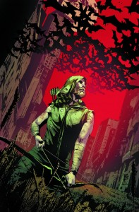 green arrow tp 5 outsiders war