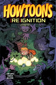 howtoons reignition 3