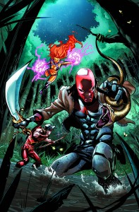 red hood and the outclaws