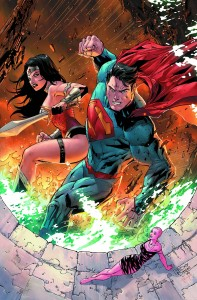superman wonder woman 12