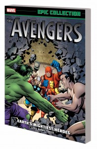 avengers epic collection tp