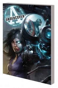 avengers undercover tp