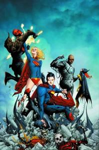 batman superman hc