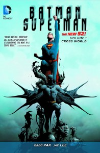 batman superman tp