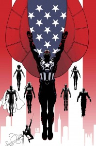 captain america and mighty avengers