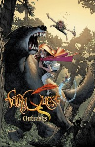 fairy quest outcast