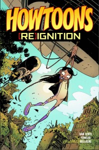 howtoons reignition