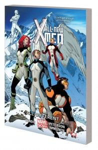 all new x-men tp