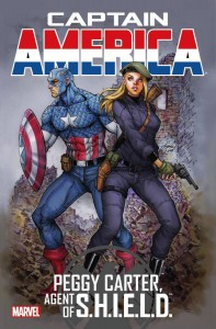 captain america peggy carter