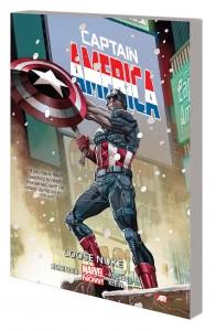 captain america tp