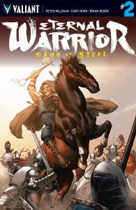 eternal warrior days of steel