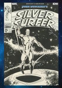 john buscema silver surfer