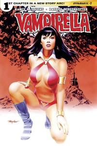 new vampirella