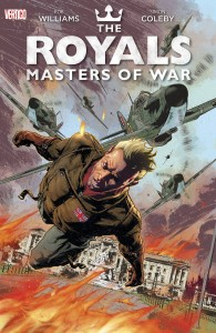 royals masters of war tp
